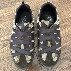 COACH Shoes Womens 9 sneakers